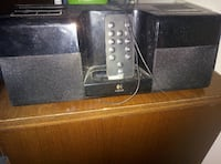 Altavoz iPhone ipod Logitech