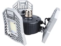 Brand new Led Garage Lighting, Deformable Garage Light 6000LM, 60W 马卡姆, L6E 2C4