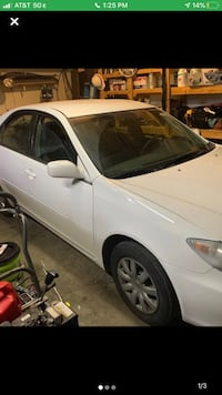 2005 Toyota Camry LE V6 5AT Anchorage