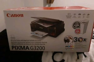 canon pixma g3200 all In one