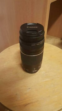 Canon EF 75-300mm 1:4-5.6 Objectivék