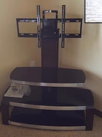 TV stand with mount Houston, 77019