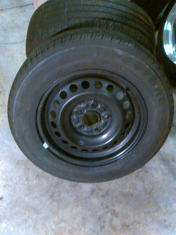 Tires For Cheap >> New 2 8 X16in Steelies Brand New Rims Tires Cheap