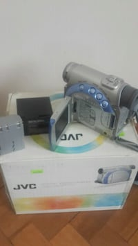 JVC DİGİTAL VİDEO CAMERA