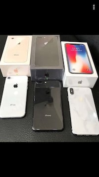 2 iPhone 8's and 1 iPhone X Charlotte, 28212