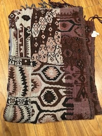 ARITZIA WILFRED TAPESTRY SCARF
