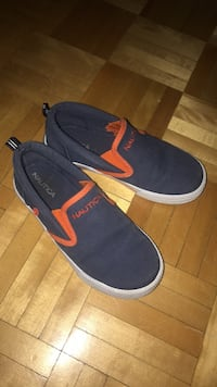 Nautica kids shoes size 11  Montreal