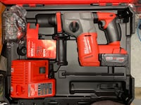 Milwaukee M18 Fuel 1in SDS-Max Rotary Hammer w/Case Grand Prairie, 75051