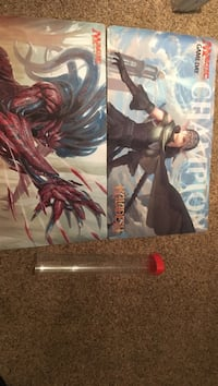 Magic the Gathering Playmat, playtube and champion playmat gaming  Houston, 77090