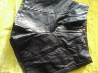 Pleather Shorts (small) St. Cloud