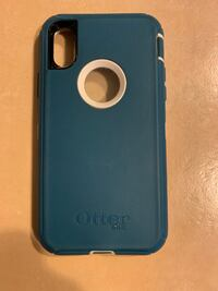 Blue otter box iphone case for iPhone 10 Palatine, 60074