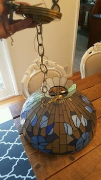 Tiffany style hanging Light Annandale, 22003