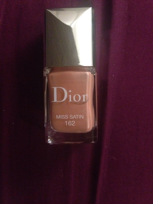 Dior Miss Satin 162 vernis à ongles