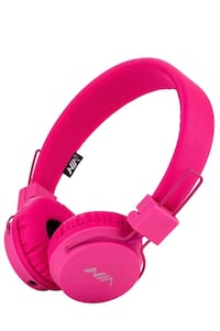 Folding Stereo Wired Headphones For Kids  Plantation, 33322