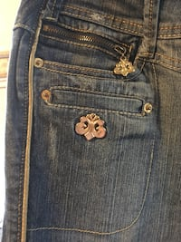 Deréon skinny jeans size 7/8 $8.00  Will meet in Cleveland Cleveland, 37323