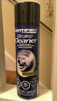 Certified non-chlorinated Brake Cleaner. Brand new   Halifax, B3B 1A6