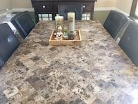 Dinning room table and 6 chairs New Milford, 07646