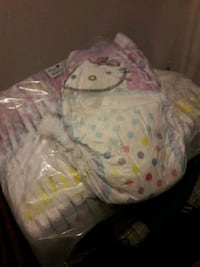 Pampers pull ups hello kitty
