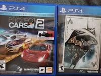 PS4 games Arlington, 22202