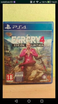 FARCRY 4 PS4  Madrid, 28001
