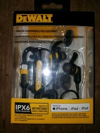 Dewalt Headphones for iphone