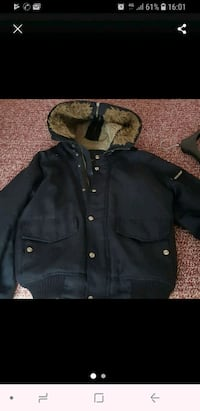 Giacca woolrich 6966 km