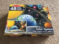Solar system large size puzzles  Alexandria, 22304