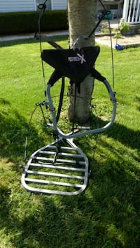 X Stand sit and stand tree climber Greenfield, 46140