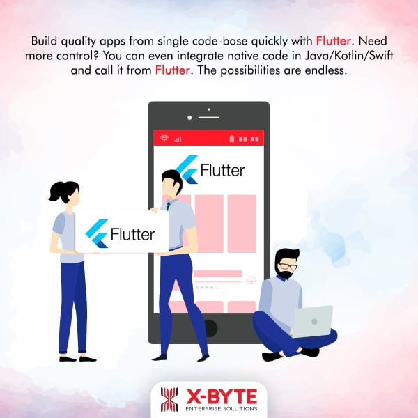 Top Rated Web & Mobile App Development Services Provider Company in USA | X-Byte Enterprise Solutions