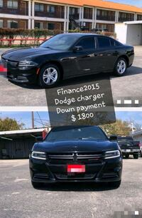 2015 Dodge Charger down payment 1800