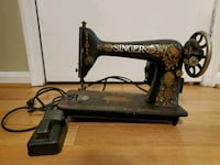 Vintage Singer Sewing Machine Glen Burnie, 21061