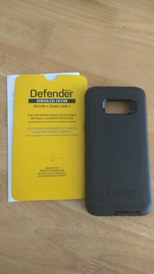 quality design 53e50 77366 New Otterbox Defender case for Samsung Galaxy S8+