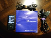 Sony MP3 Walkman