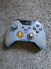 blue Xbox One wireless controller Albuquerque, 87121