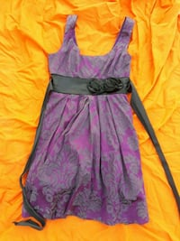 Purple with Black Roses--and Deep Pockets! Antioch