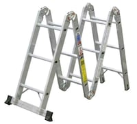 Reduced 16' Werner aluminium ladder  Alexandria, 22305