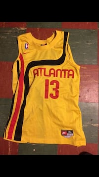 Throwback Atlanta Nike Jersey YXL Washington, 20019
