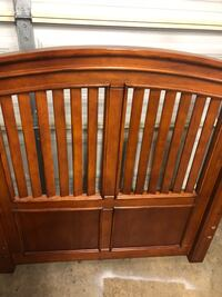 Twin bed wood (only frame ) Laguna Hills, 92653
