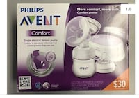 Breast pump Brampton, L6Y 3R6