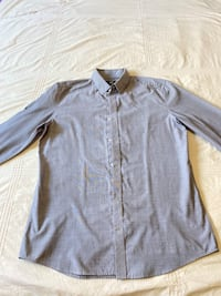 SLIM FIT EASY IRON BUTTON UP