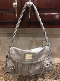 Pewter Colored Purse by Relic Smyrna, 37167