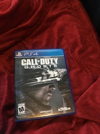 Call of duty ghosts ps4 game Kitchener, N2H 2Z1