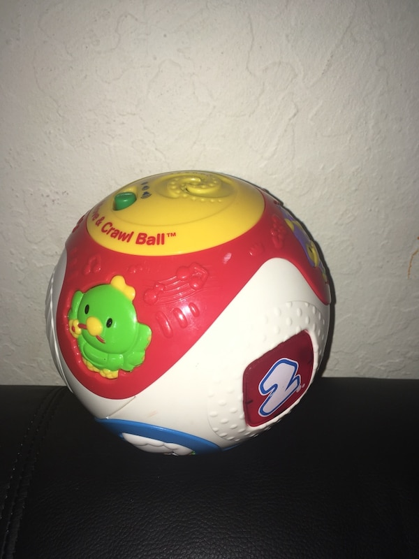a7decd82e Used VTech light and crawl ball for sale in Martinez - letgo