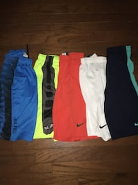 Assorted boys Nike shorts Southaven