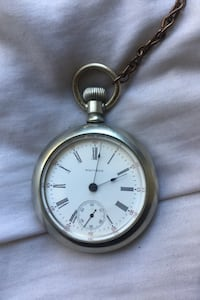 Antique Waltham Pocket Watch North Potomac, 20878