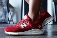 New Balance 530 red suede Toronto, M5A 1N1