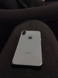 Unlocked iPhone X 256G - Silver Capitol Heights, 20743