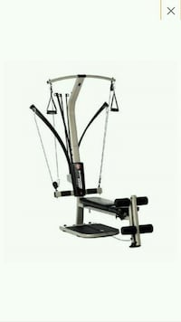 black Bowflex gym equipment screenshot Oak Lawn, 60453