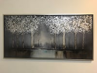 framed painting of trees Vancouver, V6A