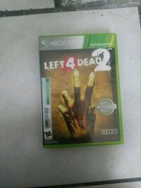Xbox 360 Left 4 Dead 2 game  San Diego, 92113